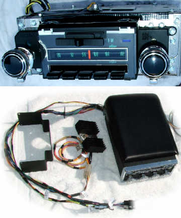 Original Car Delco GM 8 track player repair service